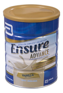Ensure Advance Vainilla 850 Gramos