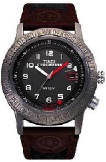 Relógio Timex Expedition Analogico Com Alarme E Luz