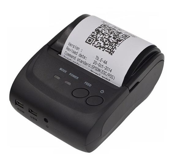 Mini Impresora Termica Portatil 58mm Bluetooth Telefono Modelo Nuevo