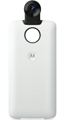 Imagen 1 de 2 de Moto 360 Camara - Blanco