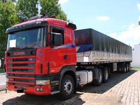 Scania R 420 Ano 2009/10 Engatado Ls (ler Descriçao)