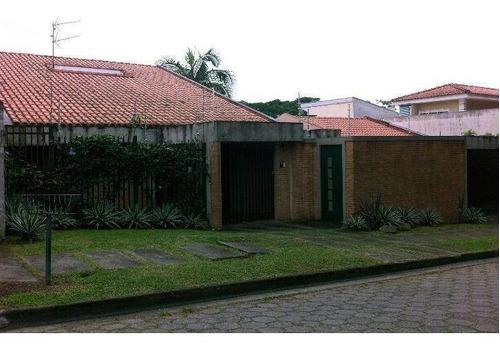 Ca0897- Casa Com 4 Dormitórios À Venda, 600 M² Por R$ 1.000.000 - Jardim América - Jacareí/sp - Ca0897