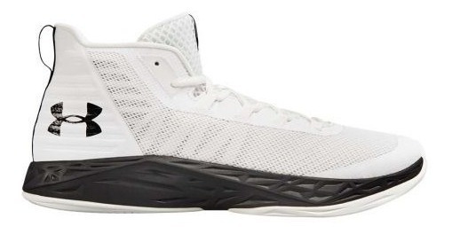 Tenis Under Armour Jet Mid Hombre Deportivo