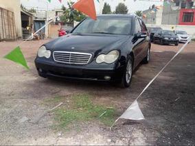 Mercedes Benz Clase C 3.2 320 Elegance V6 At 2003