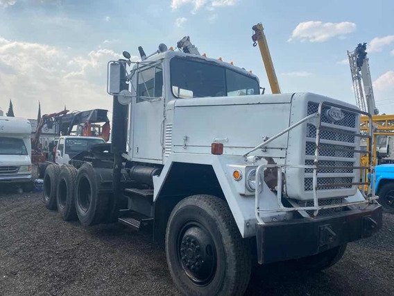 Tractocamion Kenworth Am General 6x6