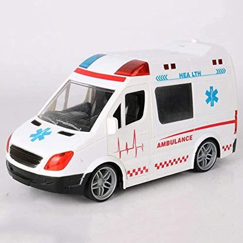 Ambulancia Juguetes Para Niños Modelo De Vehículo Control