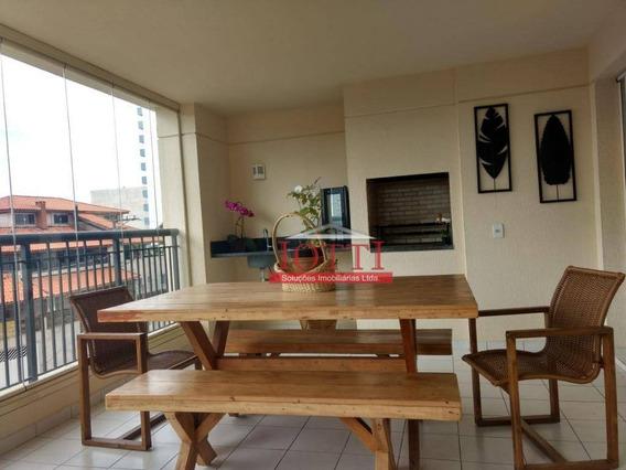Apartamento Com 3 Dormitórios À Venda, 134 M² Por R$ 850.000,00 - Macedo - Guarulhos/sp - Ap0584