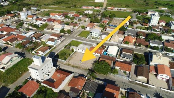 Terreno Com 607 M² Em Excelente Localização, Bairro Perequê, Porto Belo - 2081