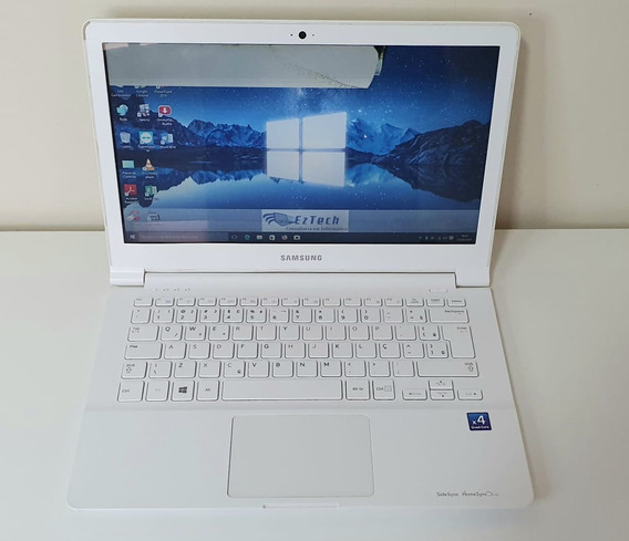 Notebook Ultrabook Samsung Amd A4 Quad Ssd 128gb 4gb 13 Leia