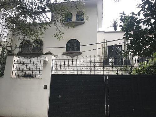 Venta Casa catalogada Inba Excelente Ubicación, Calderón De La Barca / Polanco