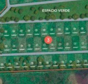 Venta Lote 1000 Listo Para Construir En La Cercania (e53)