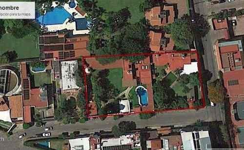 Terreno Urbano En Vista Hermosa / Cuernavaca - Roq-573-tu