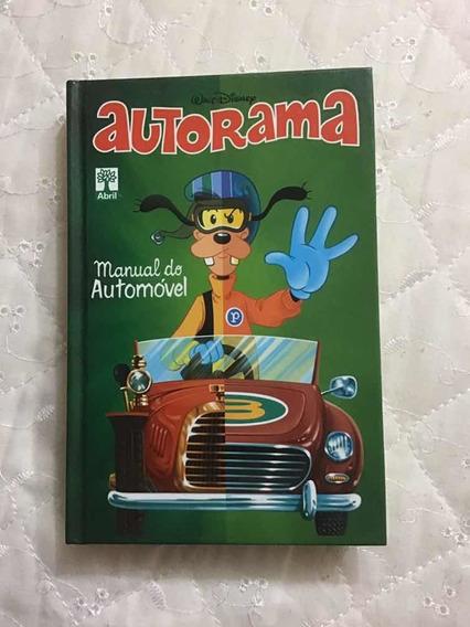 Livro - Manual Do Automóvel - Autorama