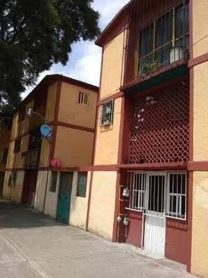 Departamento En Venta En C.t.m. Culhuacán Ix