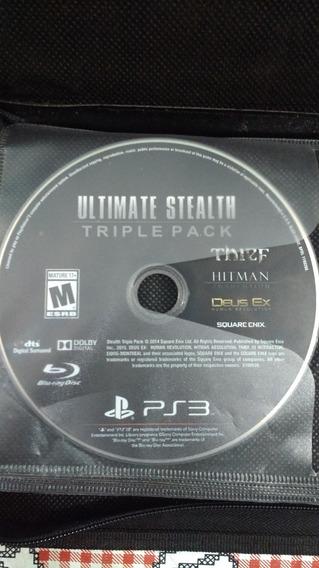 Ultimate Stealth. Midia Física Blu-ray, Frete Gratis
