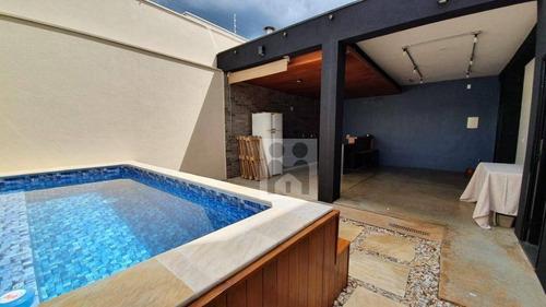 Imagem 1 de 23 de Casa Com 3 Dormitórios À Venda, 170 M² Por R$ 530.000,01 - Villas Mabel - Ribeirão Preto/sp - Ca0814
