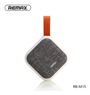 Mini Parlante Portatil Remax M15 Tela Nfc Bluetooth Celular