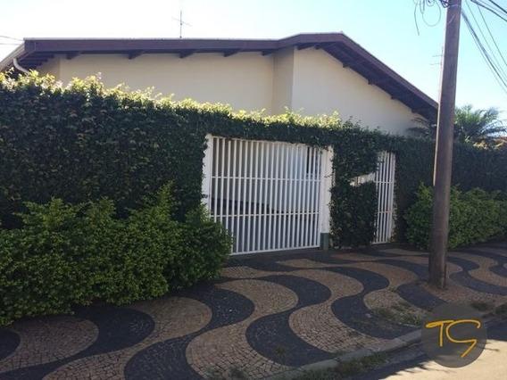 Casa A Venda Comercial Ou Residencial Taquaral Campinas - Ca00663 - 4688414