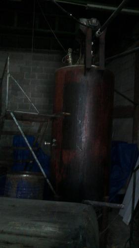 Paila De Saponificación 1,200 Kg