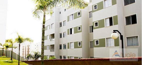Apartamento Com 2 Dormitórios À Venda, 51 M² - Jardim Nova Europa - Campinas/sp - Ap6561