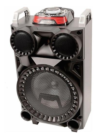 Caixa De Som Amplificada Radio Livstar Cnn-t8019 Bt Usb Sd