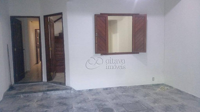 Casa Duplex Com Churrasqueira Para Locação, Jardim Santo Antônio, Macaé. - Ca1188