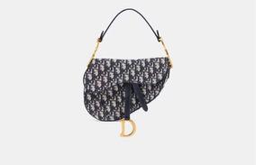 Bolsa Saddle Dior Oblique