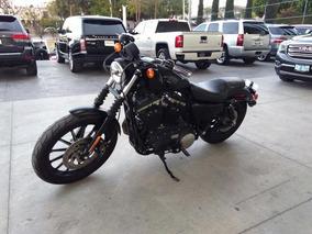 Harley Davidson Sportster 883 Iron 2014 Seminueva