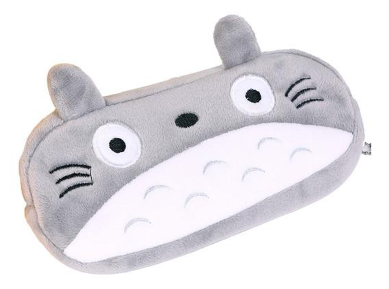 Bolsa Totoro Lapicera Cosmetiquera Cute Kawaii Unisex Mujer