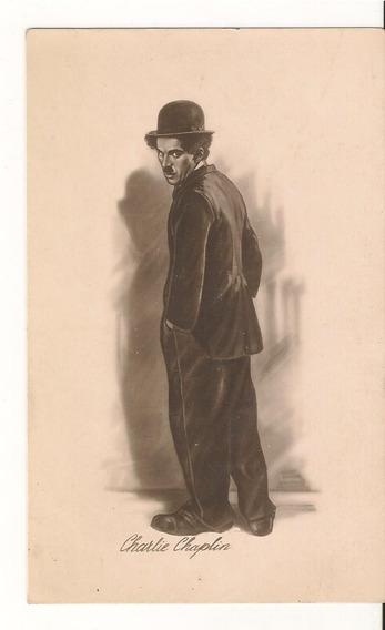 Postal Antigua De Chaplin (sp)