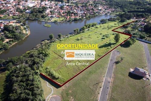 Área Comercial À Venda, Centro, Araçoiaba Da Serra. - Ar0019