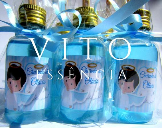 45 Mini Difusores Lembrancinhas De Batizado Comunhão