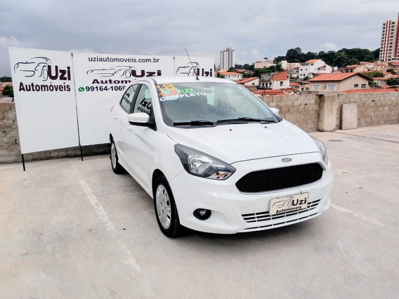 Ford Ka Se Tecno 1.0 Completo Flex 2018