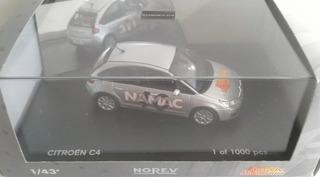 Miniatura Citroen C4 Hatch Série Especial