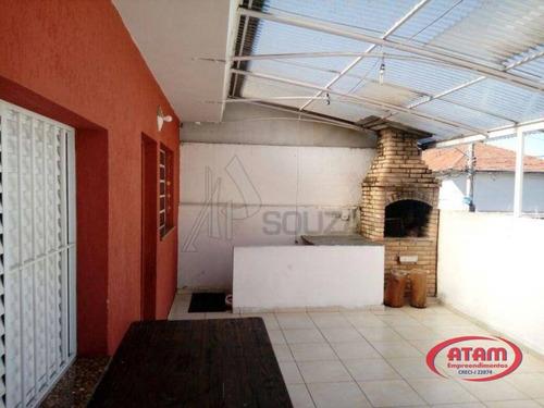 Casa Com 5 Dormitórios À Venda, 265 M² Por R$ 950.000,00 - Jardim São Paulo(zona Norte) - São Paulo/sp - Ca0749