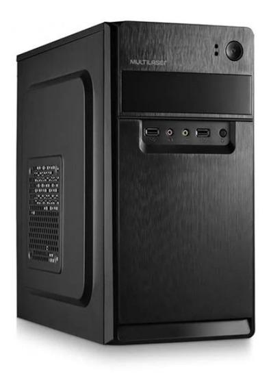 Gabinete Micro Atx Com Fonte 200w Multilaser
