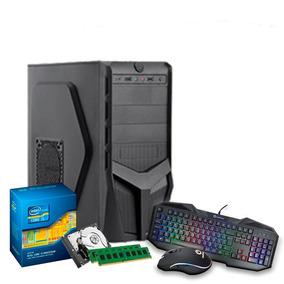 Pc Intel Core I5 3.4 Ghz, 16gb, Hd 1tb, Kit Gamer, Promoção