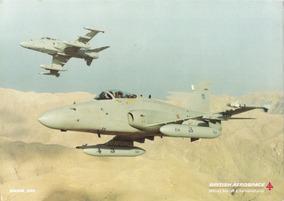 Poster De Avião Hawk 200