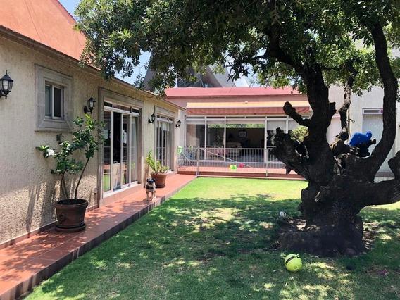 Amplia Y Hermosa Casa En Parque Del Pedregal