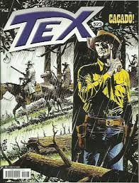Tex Normal Nº. 523 - Caçado! - Excelente Estado