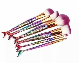 Set De 6 Brochas De Beauty Creations