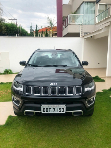 Jeep Compass 2.0 Turbodiesel 2018 4x4 Limited C/ High Tech