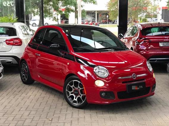 Fiat 500 2012 1.4 16v Prima Edizione 3p