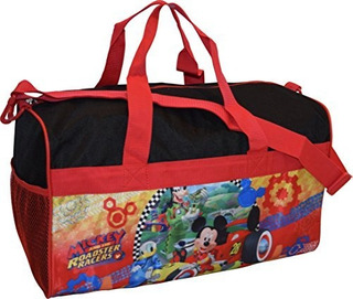 Disney Junior Mickey Mouse Y The Roadster Racers 18 Carryon