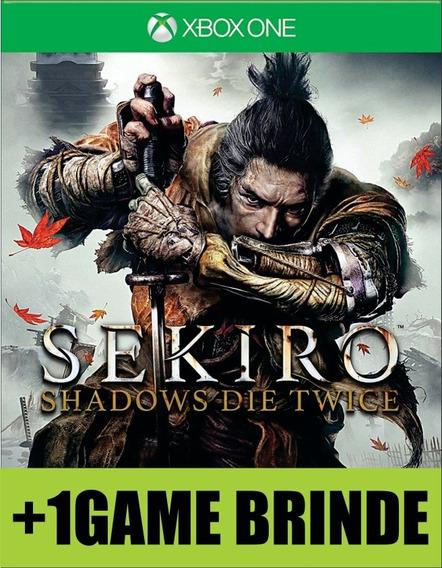 Sekiro Xbox One Mídia