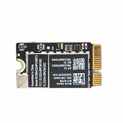 Padarsey Reemplazo Wifi Tarjeta De Puerto Bluetooth Broadcom