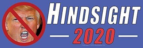 Retrospectiva 2020 Anti Donald Trump Calcomania Politica D