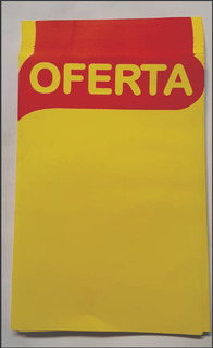 Cartaz Oferta - Sulfite - 32x22cm - Cento
