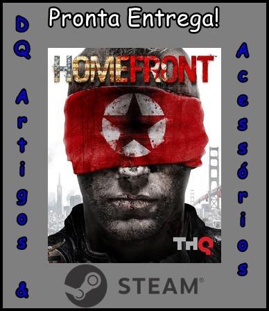 Homefront - Steam Key