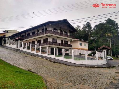 Casa Com 8 Dormitórios À Venda, 565 M² Por R$ 890.000,00 - Itoupava Norte - Blumenau/sc - Ca0158